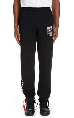 Off-White Monnalisa Slim Sweatpants