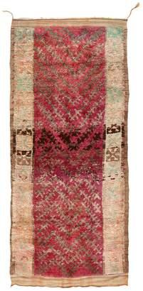 "ABC Home Vintage Moroccan Wool Rug - 6'3""x14'11"""