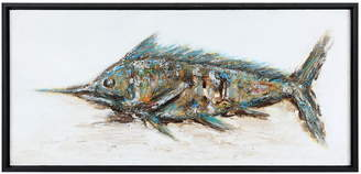 Uttermost Blue Marlin Wall Art