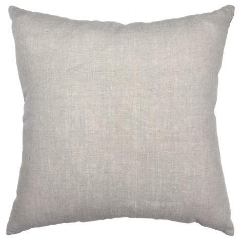 Zada One of a Kind Black Mudcloth Pillow