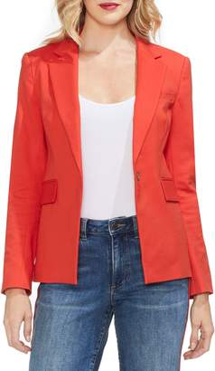 Vince Camuto Lace-Up Back Blazer