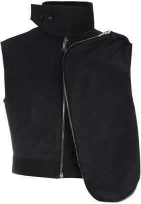 Rick Owens Cropped cargo jacket