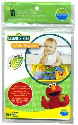 Sesame Street Kohl's 10-pk. Table Topper Disposable Placemats