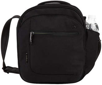 Travelon Urban Tour Black Crossbody Bag