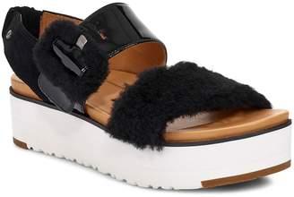 UGG Fluff Chella Flatform Sandal