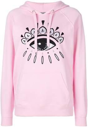 Kenzo eye motif hoody