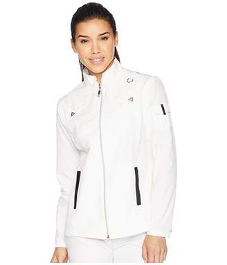 Jamie Sadock Airwear(r) Lightweight Jacket with Zip Off Sleeves