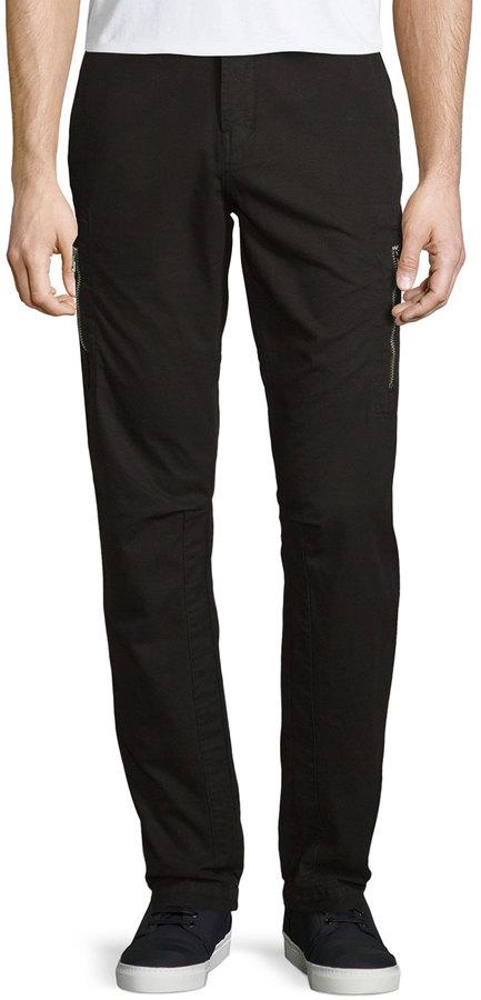 J BrandJ Brand Flight Jogger Pants, Black