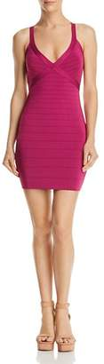 GUESS Mirage Cage-Back Dress