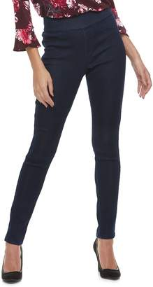Elle Women's Pull-On Skinny Jeans