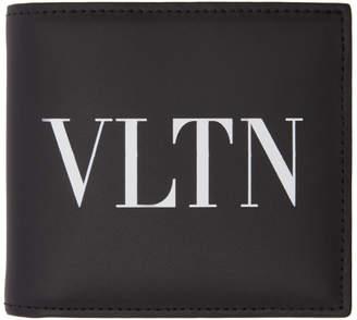 Valentino Black Garavani VLTN Wallet