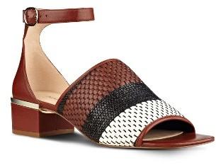 Women's Nine West Yorada Ankle Strap Sandal $88.95 thestylecure.com