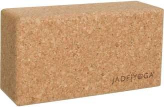 Jade Yoga Cork Yoga Block