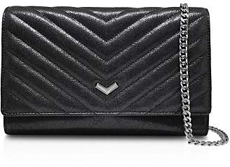 Botkier Soho Quilted Leather Chain Wallet $160 thestylecure.com