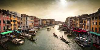 Art For Life Grand Canal Canvas Print