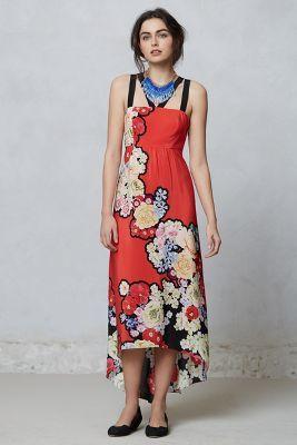 Leifsdottir Picolina Maxi Dress