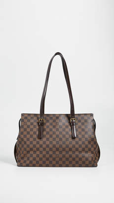 Louis Vuitton What Goes Around Comes Around Damier Chelsea Bag