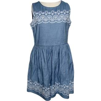 Jack Wills Blue Denim - Jeans Dress for Women