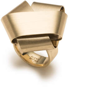 Alexis Bittar Folded Knot Ring