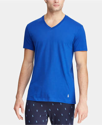 Polo Ralph Lauren Men Classic V-Neck Cotton T-Shirt, 3-Pk.