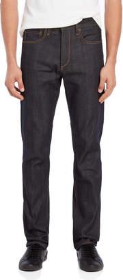 Rag & Bone Indigo Raw Classic Fit Jeans