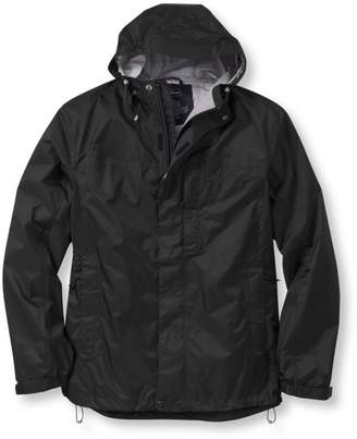 L L Bean Trail Model Rain Jacket Shopstyle Men