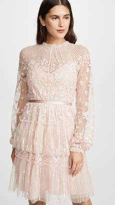 Needle & Thread Starling Mini Dress