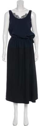 Tome Silk Maxi Dress