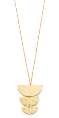 Gorjana Uma Pendant Necklace $85 thestylecure.com