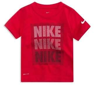 Nike Boys' Logo Tee - Little Kid