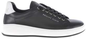 Philipp Plein Logo Print Sneakers
