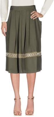 Dixie 3/4 length skirts - Item 35363528AI
