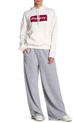 Grey Lab High Waisted French Terry Sweatpants