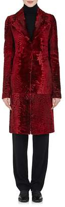 The Row Women's Coyan Astrakhan Fur Coat