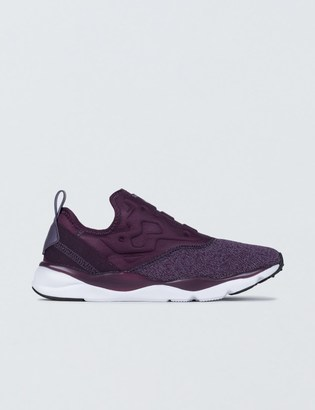Reebok Furylite Slip-On City $90 thestylecure.com