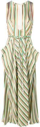 3.1 Phillip Lim striped midi dress