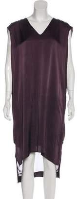 AllSaints Sleeveless Midi Dress