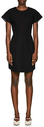 Derek Lam 10 Crosby Women's Cotton Fit & Flare Dress - Black