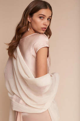 Anthropologie Rue Pashmina Wrap