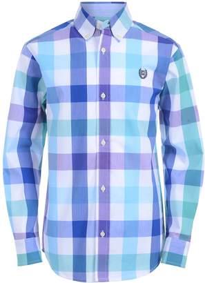 Chaps Boys 4-20 Donald Button-Down Shirt