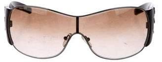 Prada Gradient Shield Sunglasses