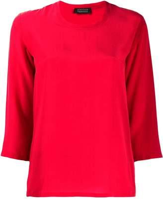 Gianluca Capannolo 3/4 sleeve blouse