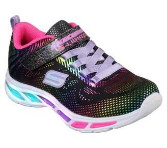 Skechers Girl's Litebeams-Gleam N'DREAM Shoe