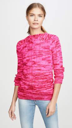 Michaela Buerger Boat Neck Sweater