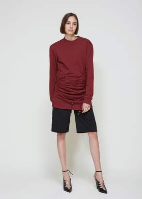 Y/Project Corset Sweater