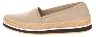 Prada Sport Low-Top Slide Espadrilles