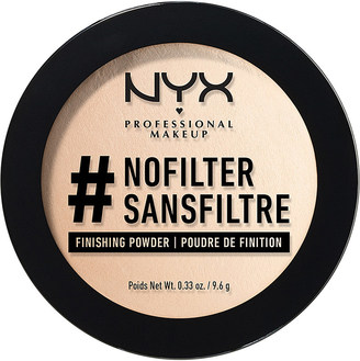 Nyx Cosmetics #NoFilter finishing powder $12 thestylecure.com