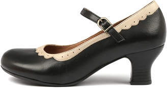 Miz Mooz Tinka-miz Black Shoes Womens Shoes Dress Heeled Shoes