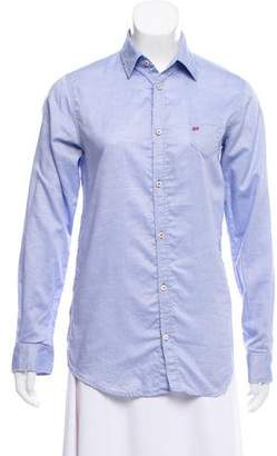 DSQUARED2 Lightweight Button-Up Top