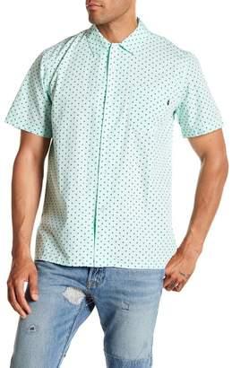 Obey Gavin Short Sleeve Shirts